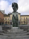 Lusitania Commemorative Statue, Casement Square, Cobh