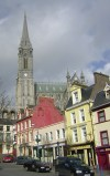 Cobh Town Ctr and Cathedral